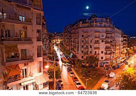 The Evening City