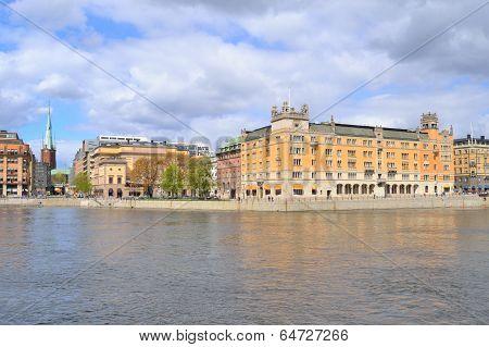 ?entral Part Of Stockholm