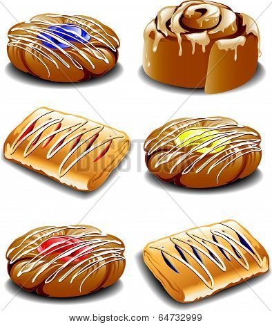 Danish assorted