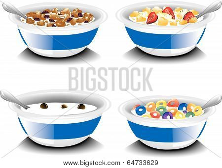 Assorted cereal