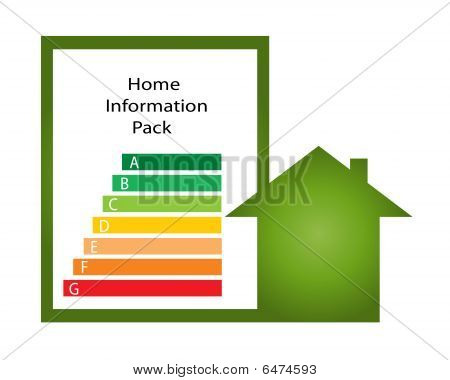 Home information pack design