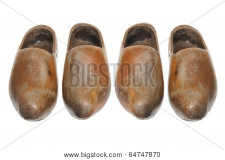 Wooden Dutch Clogs