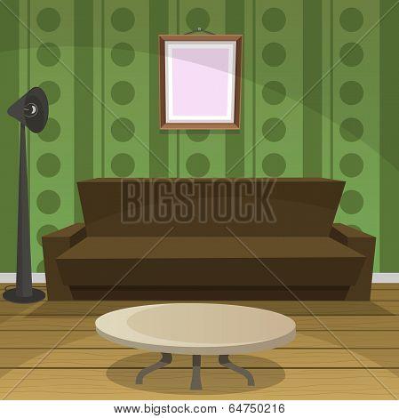 Retro Room