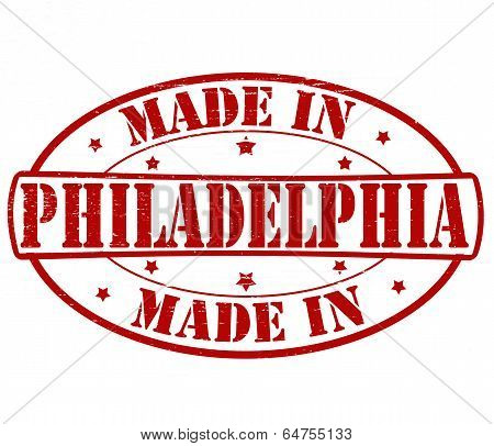 Made In Philadelphia