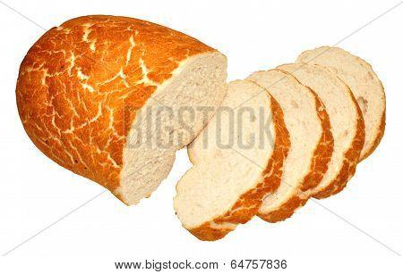 Tiger Bread Bloomer Loaf