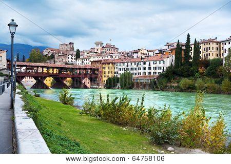 Bassanno Del Grappa, Veneto, Italy