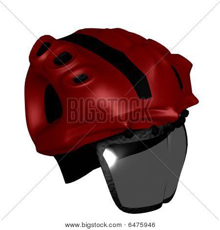 Infernal Composite Helmet