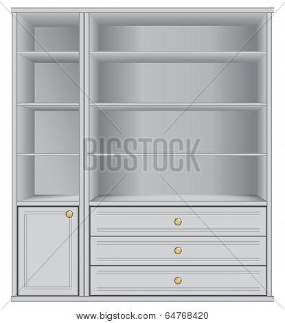 Office Display Storage
