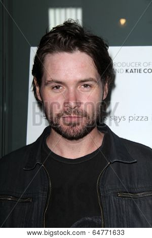 LOS ANGELES - MAY 8:  Michael Johns at the