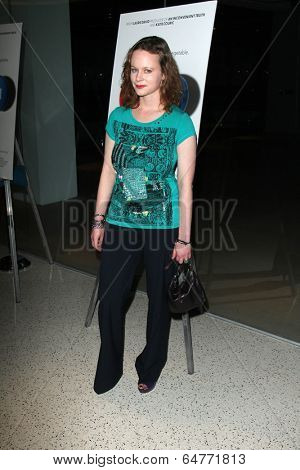 LOS ANGELES - MAY 8:  Thora Birch at the