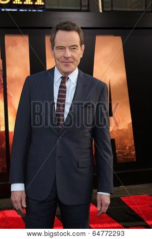 LOS ANGELES - MAY 8:  Bryan Cranston at the