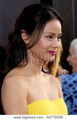 LOS ANGELES - MAY 8:  Jamie Chung at the