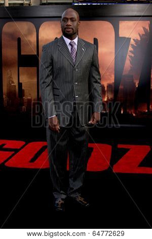 LOS ANGELES - MAY 8:  Richard T. Jones at the