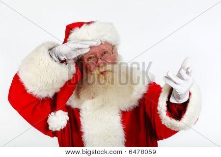 Santa's Vision