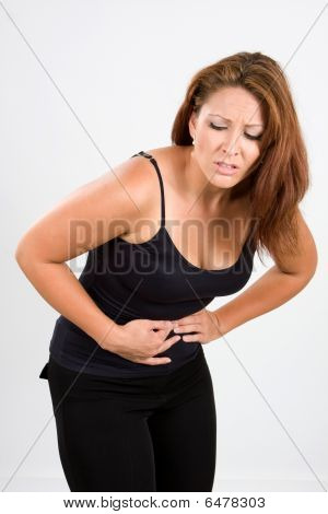 Painful Stomach Cramps