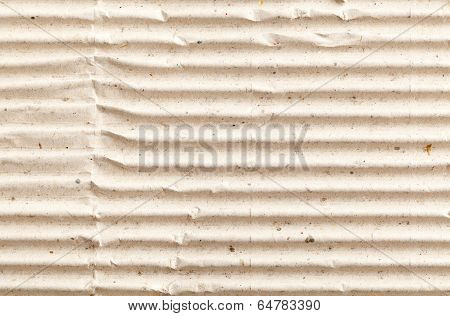 Recycled Cardboard Background
