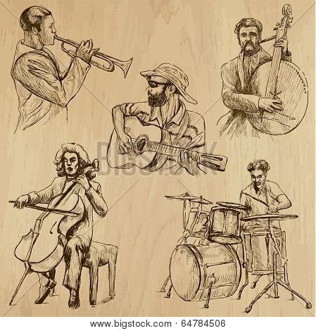 Musicians no.4