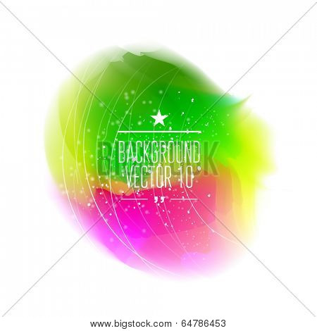 Colorful abstract background for business artwork.