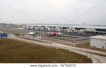 Low cost carrier terminal, Sepang