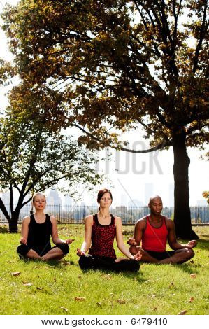 Meditate City