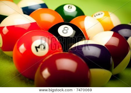 juego de billar