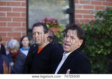 Joe Nardiello & Brad Lander