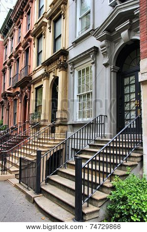 New York Brownstone