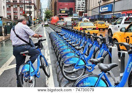 New York Citibike