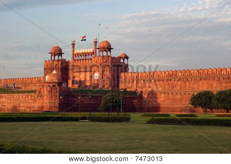 Red Fort,Delhi,India