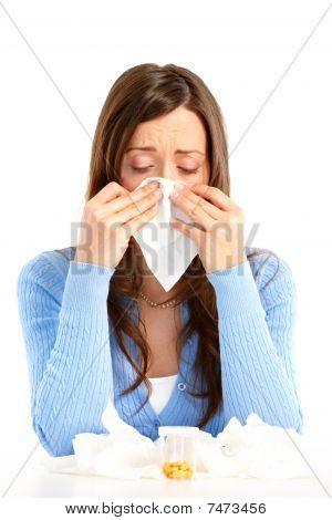 Flu, Allergy