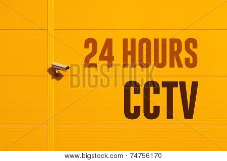 Twenty Four Hours Cctv Camera