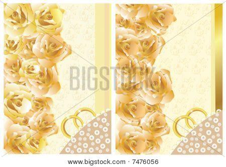 Wedding Invitation/Greeting Card