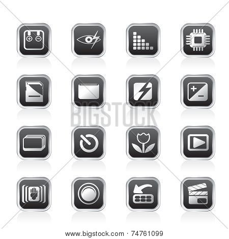 Digital Camera  Performance
