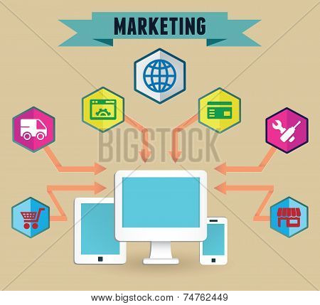 Concept Of Media Marketing