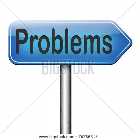 no more problems solving them and finding solutions