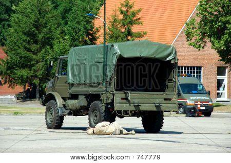 Military Intervention, Victim