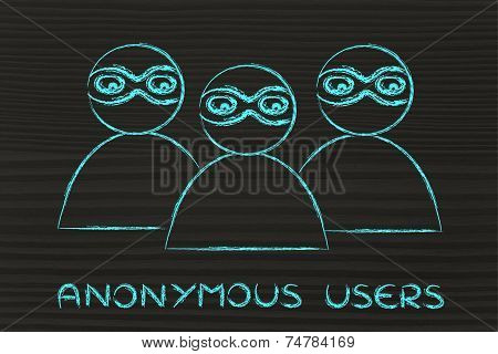 Internet Security And Anonymous Users