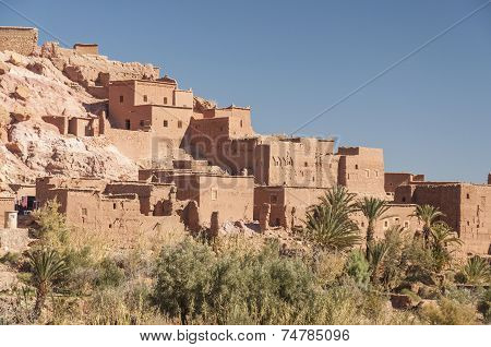 Casbah Of Ait Benhaddou, Morocco