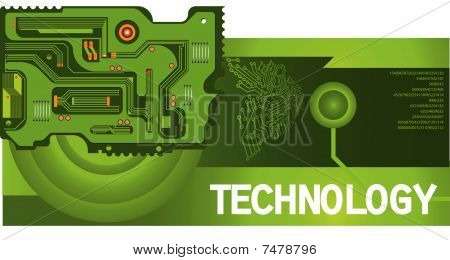 hardware and technology background
