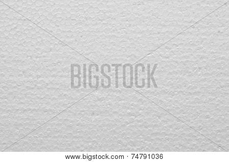 Poly foam background