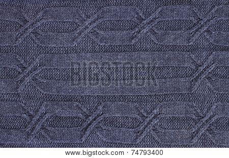 dark gray  sweater texture