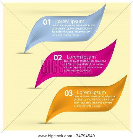 Creative Speech Bubble Concept.