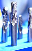 picture of taper  - Samples of end mill tool - JPG