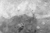 stock photo of brighten  - Grunge Soft Chinese ink effect on wet paper.