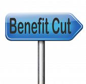 picture of social housing  - Benefit cuts tax cut on housing child and social works reduce spending  - JPG