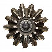 stock photo of cogwheel  - Machine gear - JPG