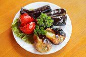 stock photo of tatar  - Crimean tatar cuisine  - JPG