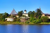 picture of marquee  - Staraya Ladoga fortress - JPG