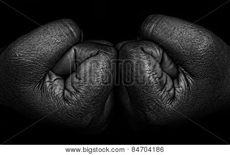 Very Nice useful Image Of two hands in Black and White