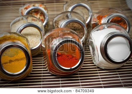 Choice Of Spices